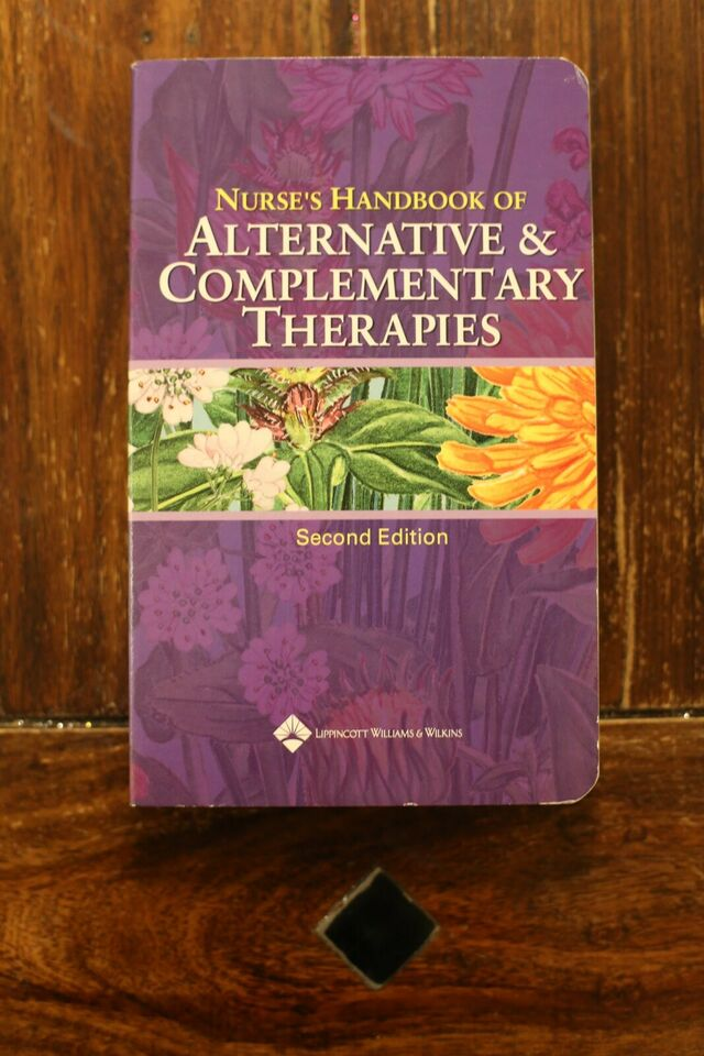Nurses Handbook, Alternative, Complemetary Therapi