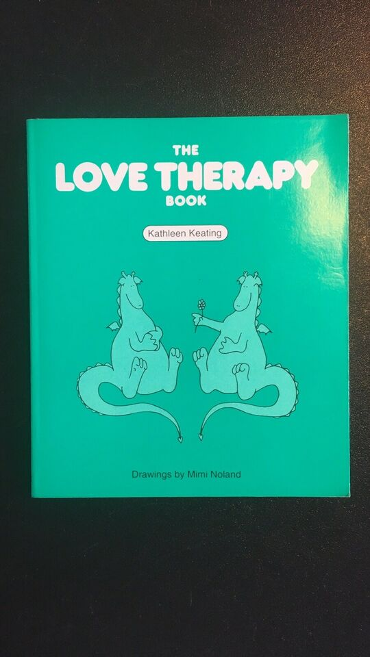 The love therapy book
