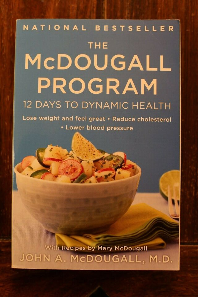 The McDougall Program - John A. McDougall M.D.