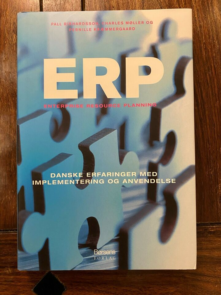 ERP - Enterprise Ressorce Planning