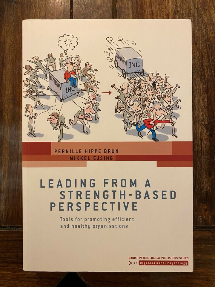 Leading from a Strength-based Perspective